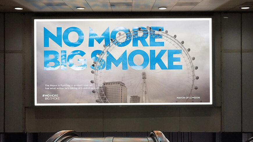 No More Smoke Campaign